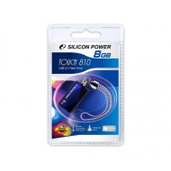 SILICON POWER 8GB Touch 810 Blue