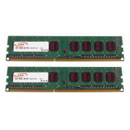 CSX Desktop 4GB (2x2GB KIT) DDR3 (1333Mhz, 128x8) Standard memória KIT