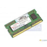 CSX Notebook 2GB DDR3 (1066Mhz, 256x8) SODIMM memória CSXO-D3-SO-1066-2GB
