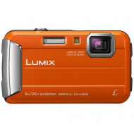 PANASONIC DMC-FT30EP-D Narancs