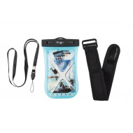 Natec Waterproof Case (Arm/Neck) Natec Extreme Media X2 for Smartphone, blue NET-0592