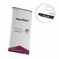QOLTEC Battery for Samsung Galaxy Note 4, 3220mAh 52005