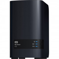 WD - NAS DT PROFESSIONAL MY CLOUD EX2 ULTRA 3.5IN        WDBVBZ0000NCH-EESN