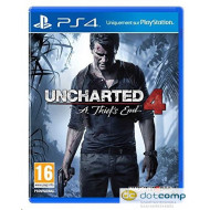 SONY PS4 Játék Uncharted 4 A Thiefs End PS719454717