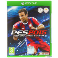 Pro Evolution Soccer 2015 Day 1 Edition (XBOX ONE)