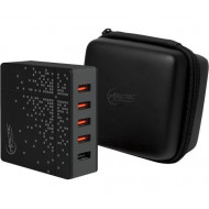 ARCTIC Global Charger 8000  ARCTIC Global Charger 8000 - 5-port 8000mA Fast USB Charger with support for QuickCharge 2.0