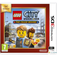 NINTENDO 3DS LEGO City Undercover: The Chase Begins Select 3DS_LEGOCITYUNDERCOVERTCB_SELECT