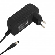 Qoltec AC adapter for LCD screen/router 19W   9V   2.1A   5.5*2.5 51515.19W