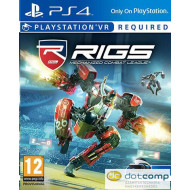 RIGS Mechanized Combat League (PS4)