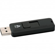 V7 - FUTUREPATH 2GB FLASH DRIVE USB 2.0 BLACK   VF22GAR-3E