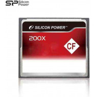 SILICON POWER 8GB Compact Flash 200x