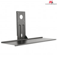Maclean MC-756 Keyboard holder VESA 75x75, 100x100 Addition to the monitor grips MC-756
