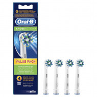 BRAUN Oral-B EB50-4 pótfej 4 db Cross Action