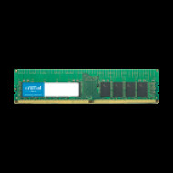 CRUCIAL CRUCIAL 16GB DDR4 2666 RDIMM, CL=19, Dual Ranked, x8 based, Registered, ECC, DDR4-2666, 1.2V, 2048Meg x 72 CT16G4RFD8266
