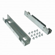 Gembird metal mounting frame for 2 x 2.5'' HDD/SSD to 3.5'' bay MF-3221