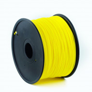 Filament Gembird ABS Yellow   1,75mm   1kg 3DP-ABS1.75-01-Y