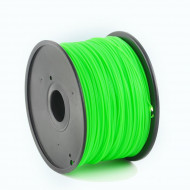 Filament Gembird ABS Green   1,75mm   1kg 3DP-ABS1.75-01-G