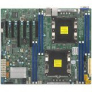 SUPERMICRO Supermicro X11DPL-i Motherboard Dual Socket P (LGA 3647) supported, CPU TDP support Up to 140W, 2 UPI up to 10.4 GT/s X11DPL-I