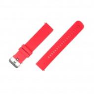 CELLECT Garmin Vivoaktive 3 szilikon óraszíj, Piros CEL-STRAP-VIVO3-R