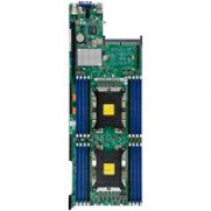 SUPERMICRO Supermicro mainboard server MBD-X11DPT-PS, Intel Xeon SKL CPU, Single LAN with Networking options provided via SIOM module, Intel C621 controller for 10 SATA3 (6 Gbps) ports; RAID 0,1,5,10 MBD-X11DPT-PS