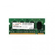 CSX Notebook 1GB DDR2 (800Mhz, 64x8) SODIMM memória CSXO-D2-SO-800-8C-1GB
