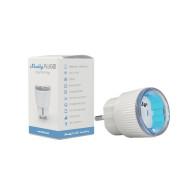 Shelly Plug S WiFi-s, interneten át vezérelhető okoskonnektor, fogyasztásmérővel ALL-KON-SHES